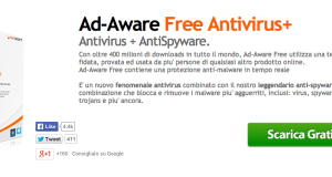 Ad aware Free Antivirus