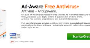 Ad aware Free Antivirus
