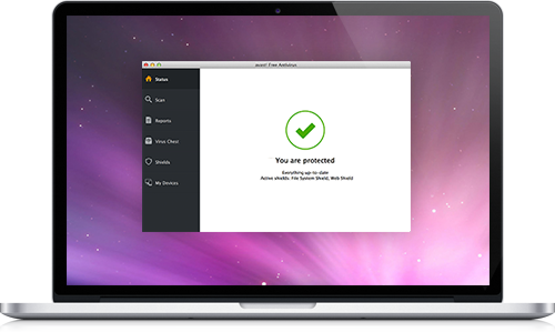 Antivirus su un macbook air