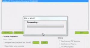 Scrittura su un PDF con la conversione in doc