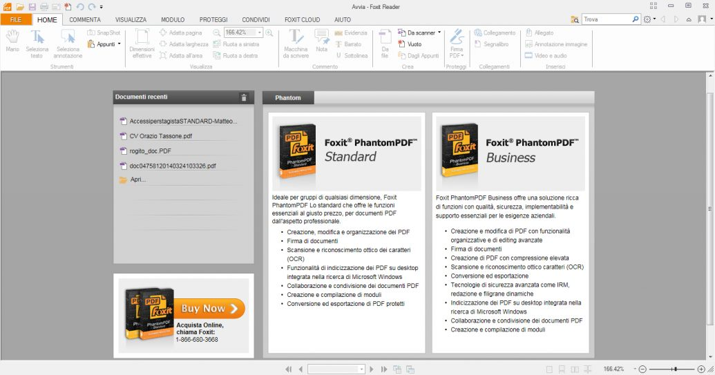 Foxit reader e Foxit PDF editor