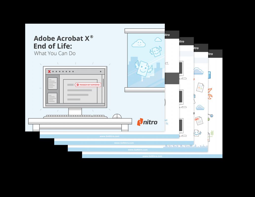 Presentazione di Nitro PDF Reader