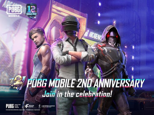 PUBG MOBILE – 2nd Anniversary per Android