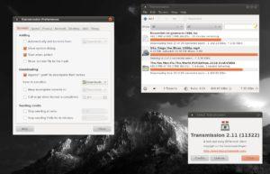 Transmission per Mac